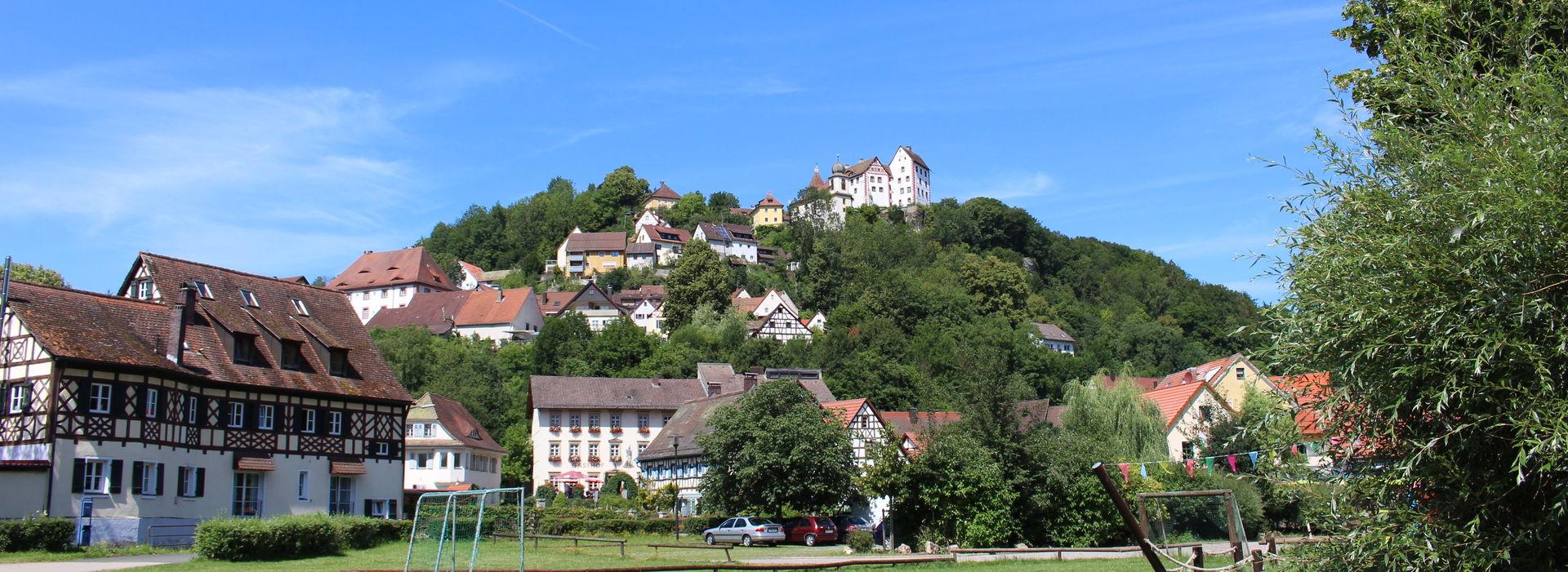 Pension Mühle Fränkische Schweiz